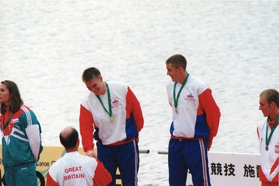 K2 500m Prize Giving