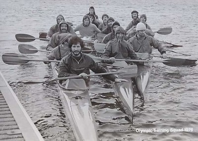 1976 Olympic Traing Squad