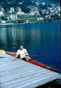 Laurence Oliver Training 1972