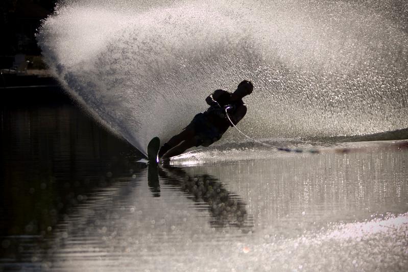 Flat Water Ski