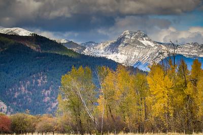 Grey Wolf Peak - Arlee, Montana