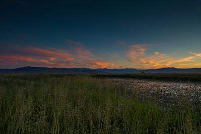 Sunset Slough - Charlo, Montana