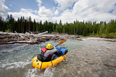 B.C.'s Flathead Valley by packraft and bike