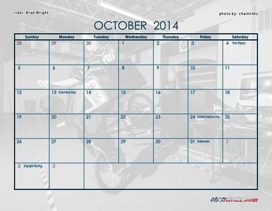 21 October Dates