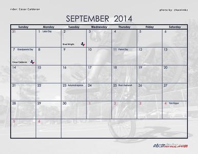19 September Dates