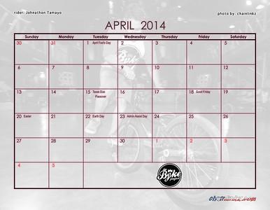 09 April Dates
