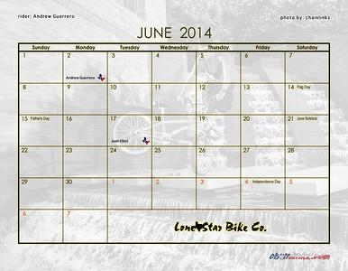 13 June Dates
