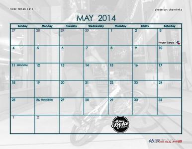 11 May Dates
