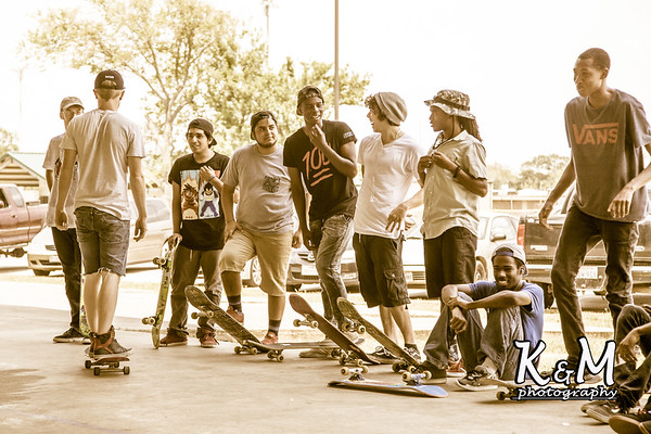 2015-08-15 Skate Contest (Bates Park)