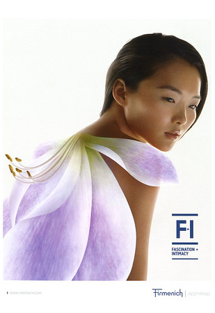 FIRMENICH 2011 Spain 'Fascination + intimacy'