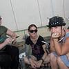 Liz Craner, Jen Goodell and Laurel Fleury.