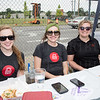 Courtney Coopac, Dakota Purvis and Sarah Miller of Breakout Louisville.