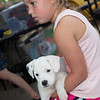 Ellora with Patch from Fat Head Rescue.