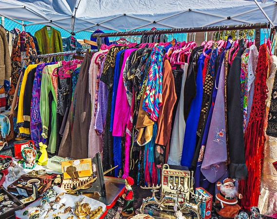 Long Beach flea market 12-15