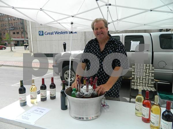 Bill Bush giving Garden Winery a chance in the spotlight