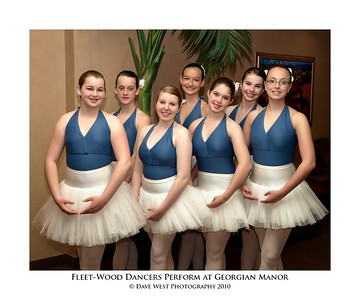 Fleet-Wood Dancentre Performs at Georgian Manor 1