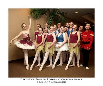 Fleet-Wood Dancentre Performs at Georgian Manor 10