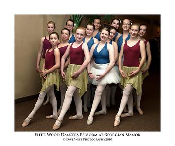 Fleet-Wood Dancentre Performs at Georgian Manor 3