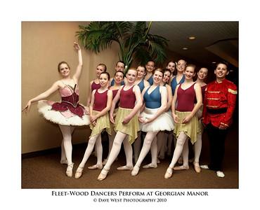 Fleet-Wood Dancentre Performs at Georgian Manor 7
