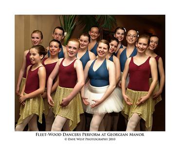 Fleet-Wood Dancentre Performs at Georgian Manor 5