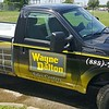 Custom Design Ford F250 SkinzWrap for Wayne Dalton, Long Island, NY