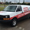 New Mobile Advertising; Chevy Express 1500 Van Skinzwrap for UltraLast, Dallas, TX