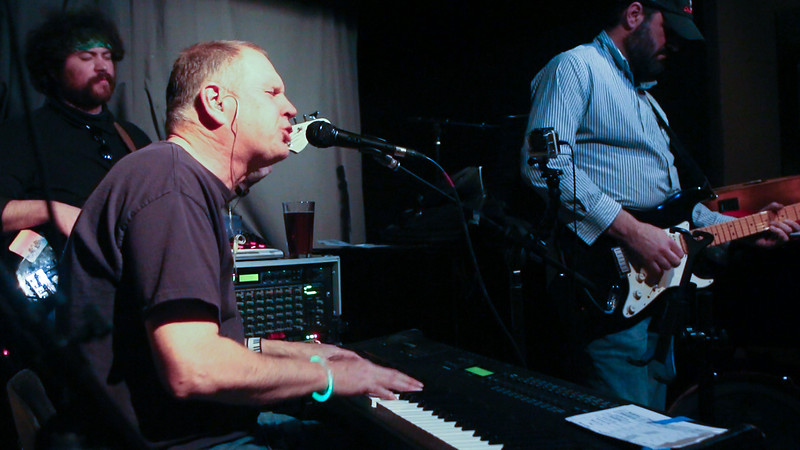 Fletch Towell Band at Underground Wonder Bar 3/12/2016