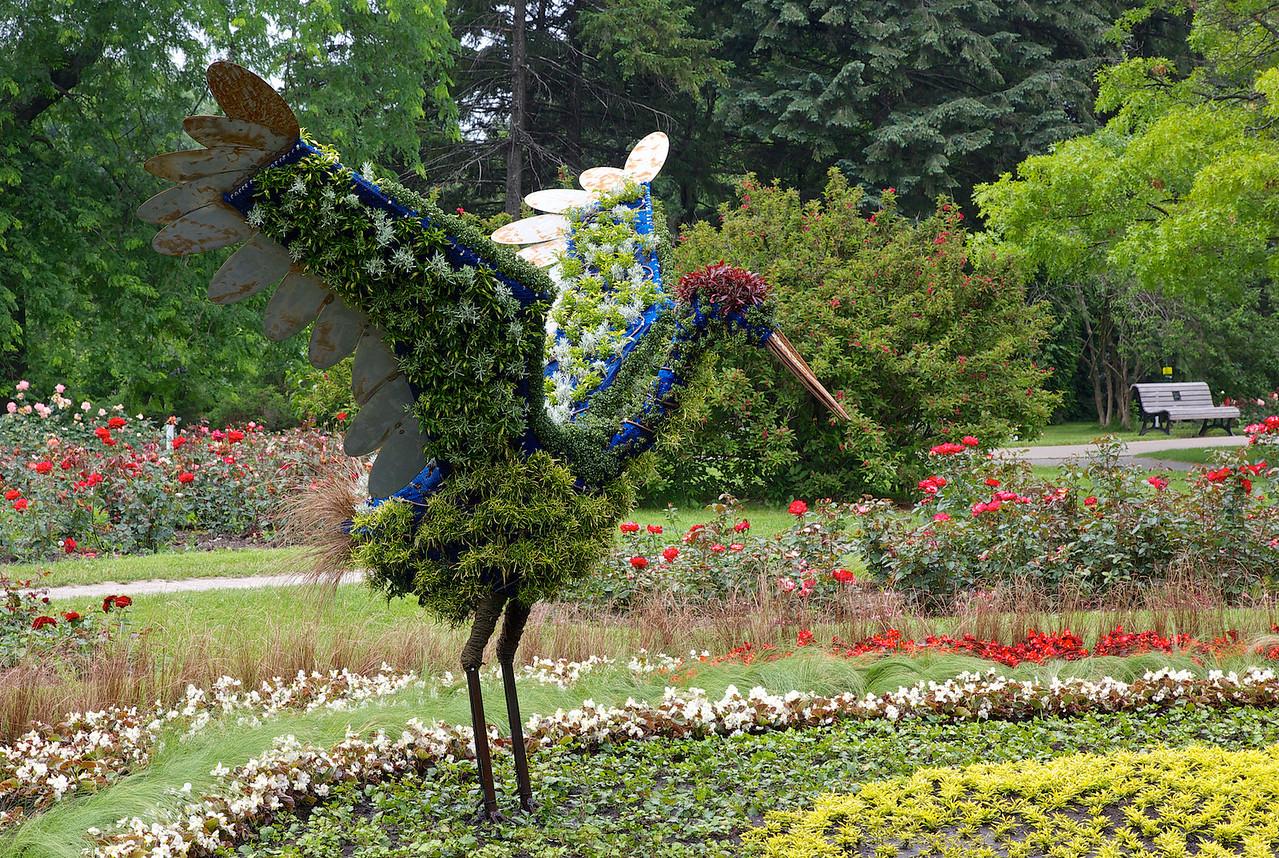 MIM, 2013, Jardin, Botanique, Montreal, 12013, Mosaicultures internationales de Montréal 2013. Jardin botanique de Montréal.