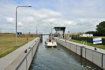 Ketelhaven - Sluiscomplex