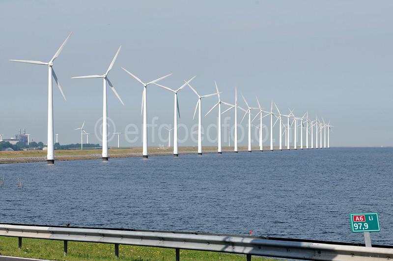 Swifterbant - Windmolens