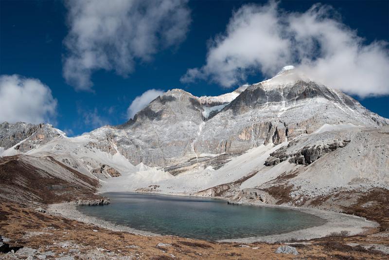 Five color Lake panorama
