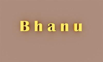 Bhanu Name.jpg