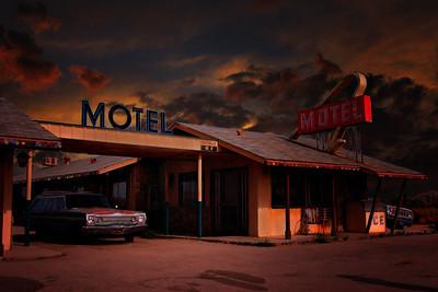 Mojave Motel @ Sunset Explore# 204 Sept 30 2010