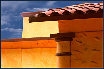 Tijuana Roof Explore# 409 March 14 2010