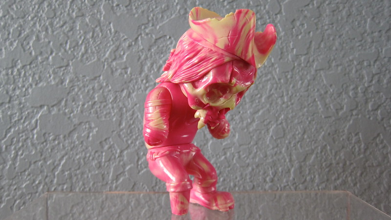 Pushead Pink Marbled Captain SDCC 2012