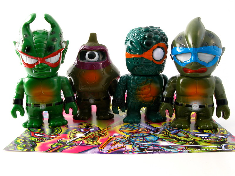 L'amour Supreme TMNT RxH Set