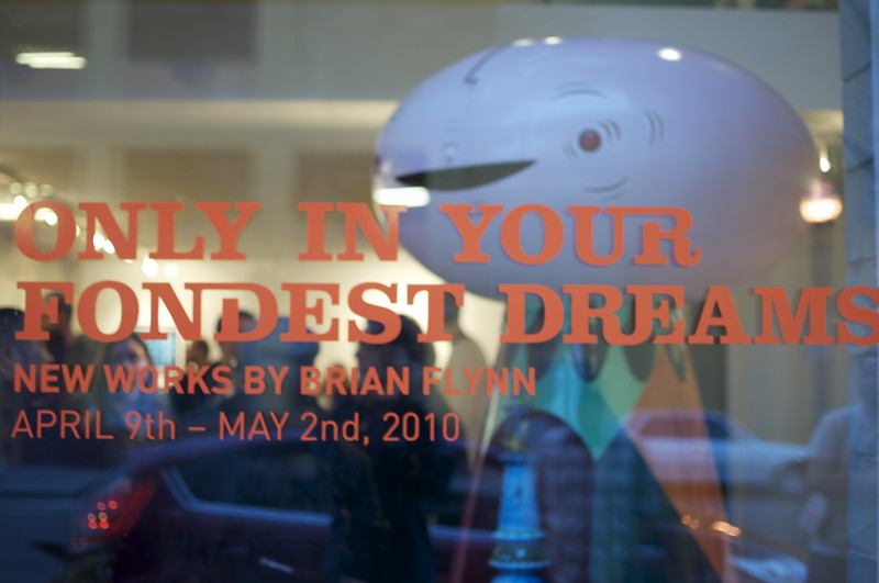 Only in Your Fondest Dreams- Brian Flynn @ Subtext