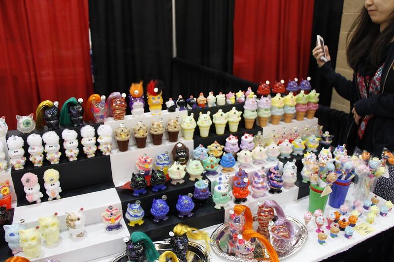 Refreshment Toy @ Designer Con 2014