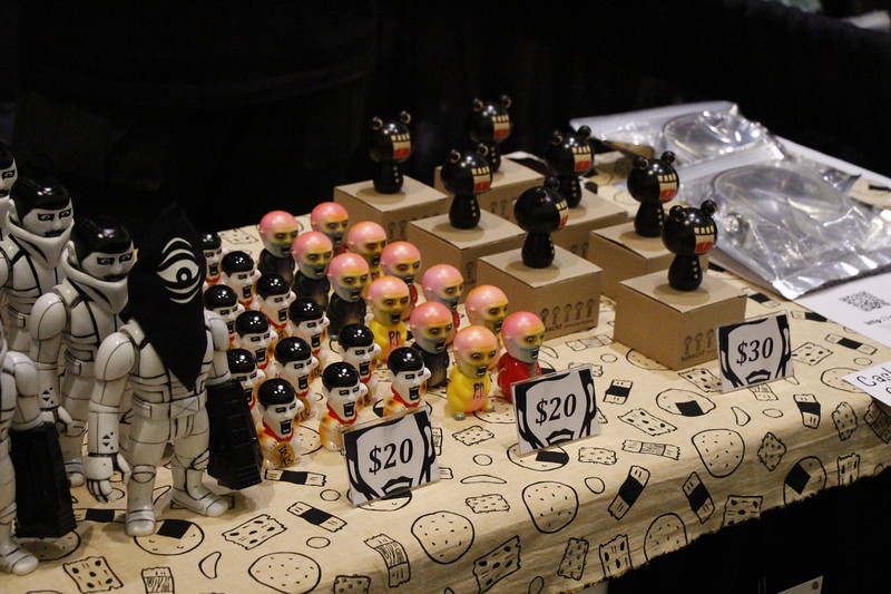 Punk Drunkers @ Designer Con 2014