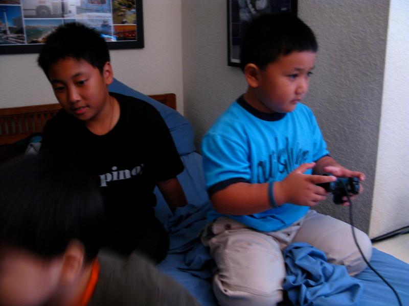 Bryan + Andrew