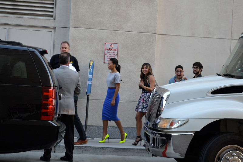 Glee at the Hilton
