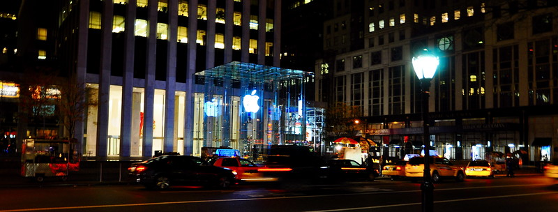 Clear Apple Store