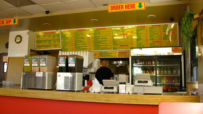 Try an A La Diabla Burrito!