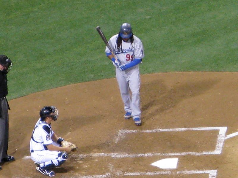 Dodgers v. Padres