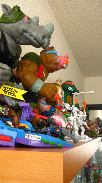 TMNT Collection Complete