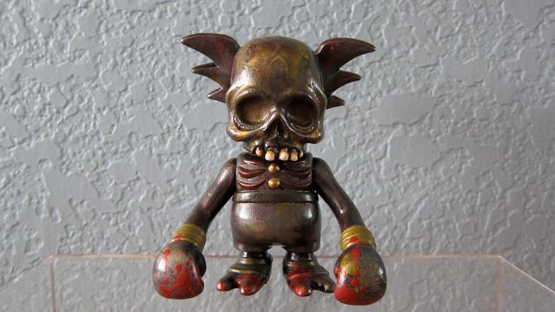 Pushead HP Unflocked Skullwing