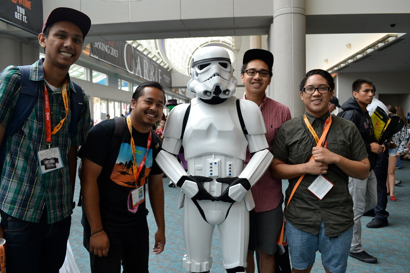 Annual Stormtrooper Pic