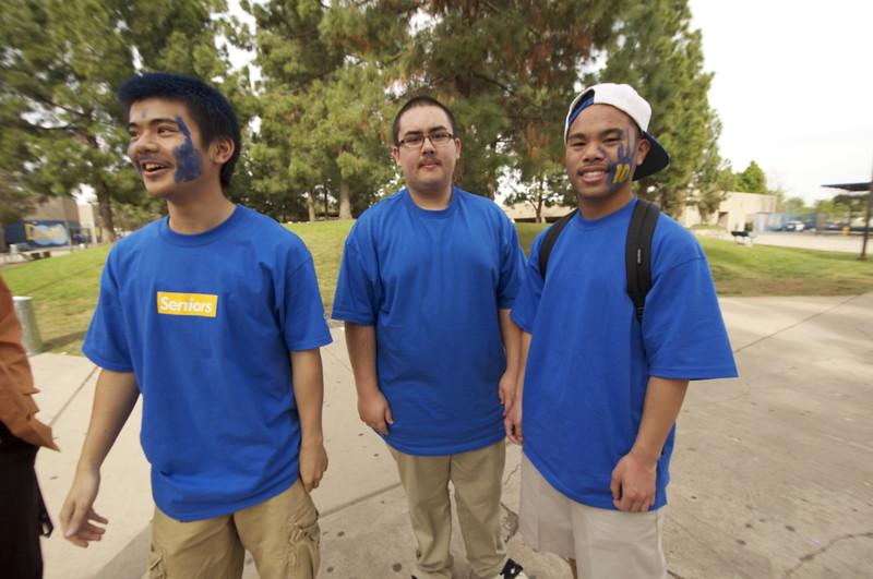 Emerson, Alex, Mikey