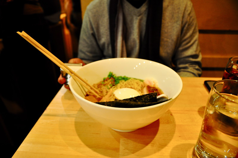 Ramen in New York?!