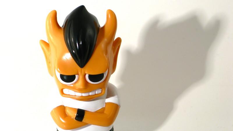 Real Head Mini Oni Head